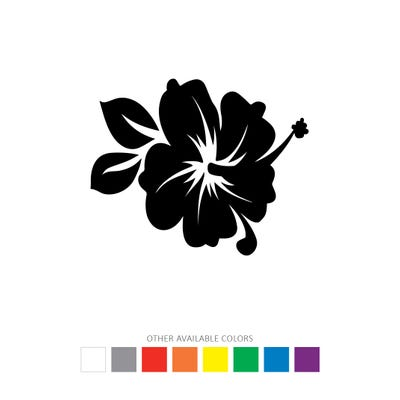 Flower Decal Graphics
