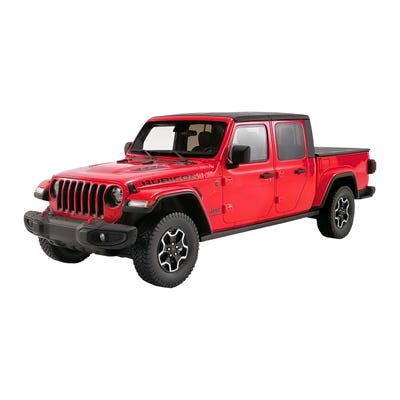 Gladiator Rubicon Resin Model 1/18 (Red)