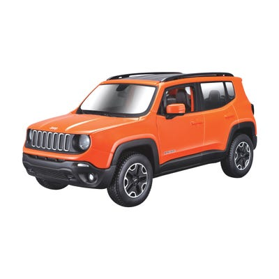 1:24 Jeep Renegade Assembly Line Model