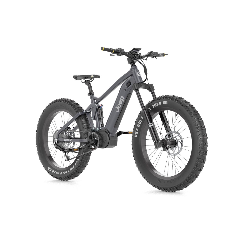 1,000 Watt E-Bike by QuietKat