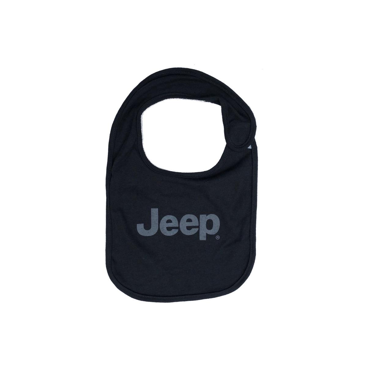 Jeep Baby Bib