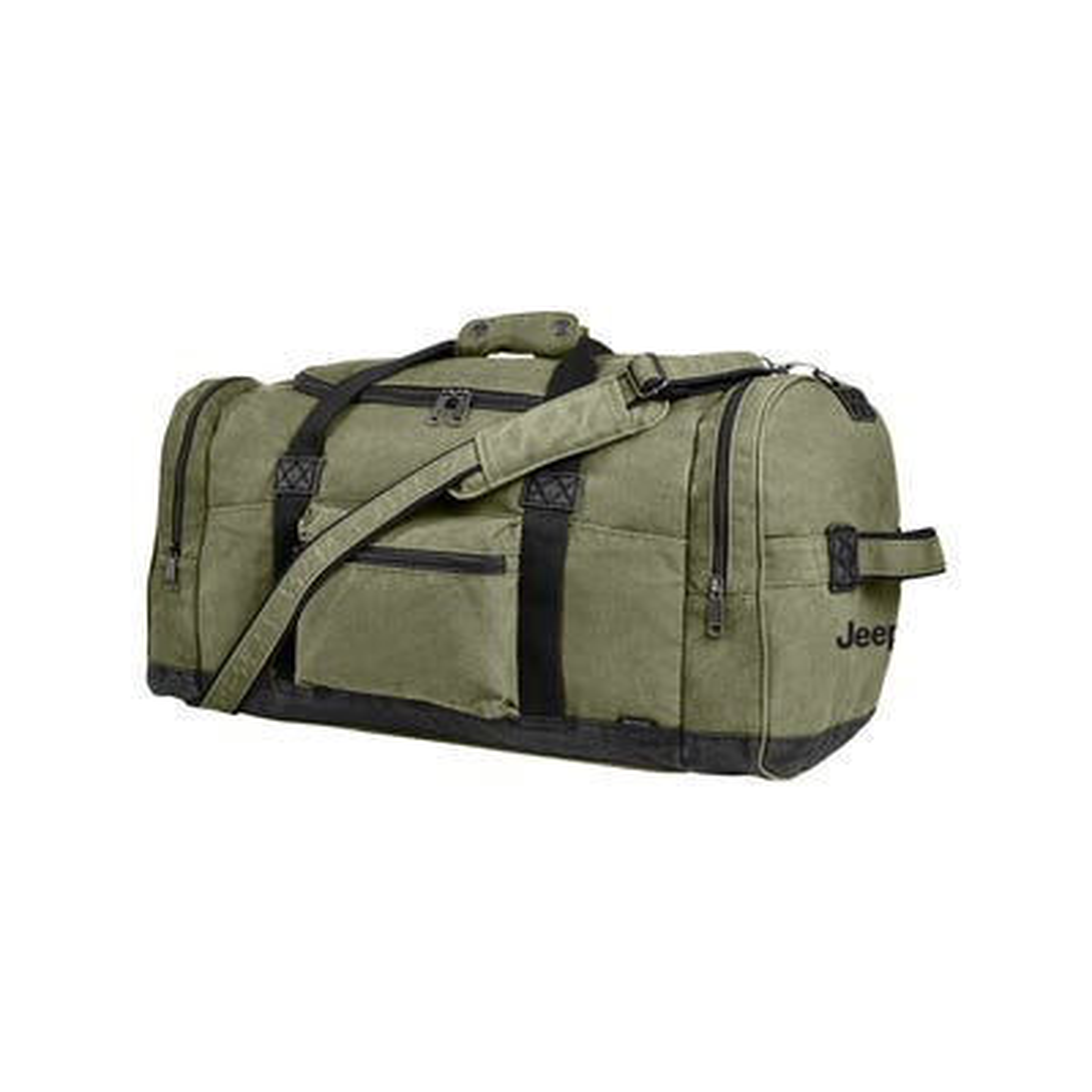 Dri Duck Canvas Duffle Bag