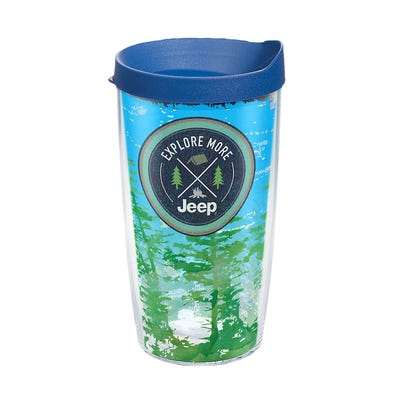 Explore More 16 oz Tervis Tumbler
