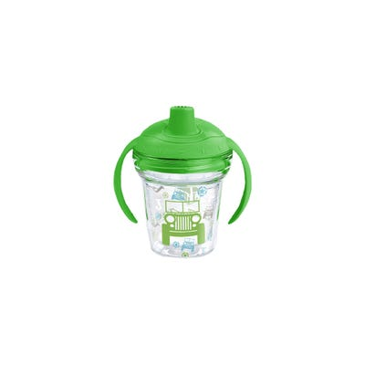 J is for Jeep® Pattern 6 oz Tervis Sippy Cup