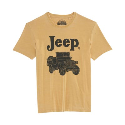 Lucky Brand Dusty Gold T-shirt