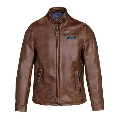 Men's 80th Anniversary Leather Jacket