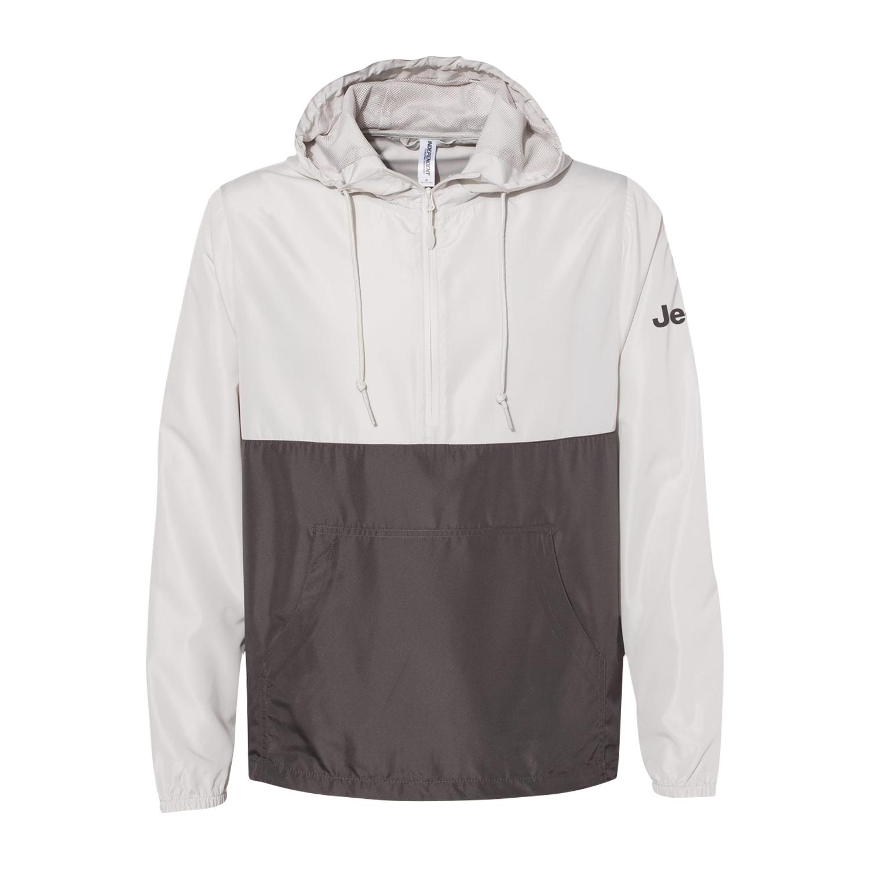 Men's Windbreaker Pullover Jacket