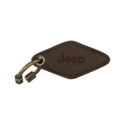 Obie Leather Key Ring