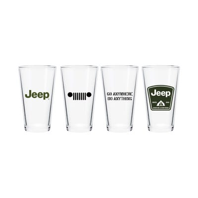 Pint Glass Set
