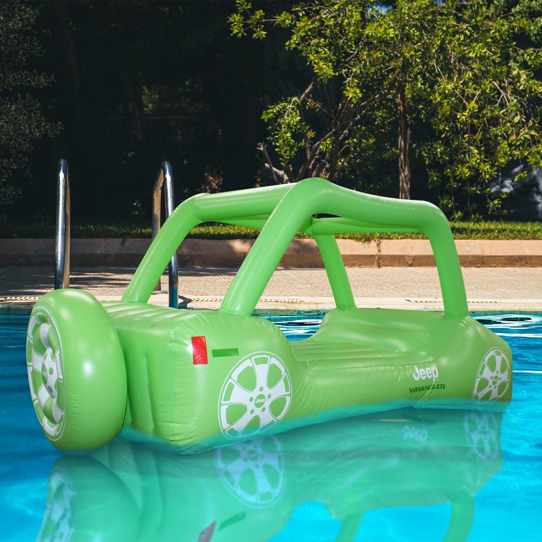 Wrangler Pool Float