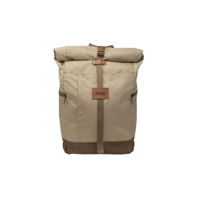 Roll-Top Water Resistant Backpack