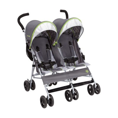 Scout Double Stroller