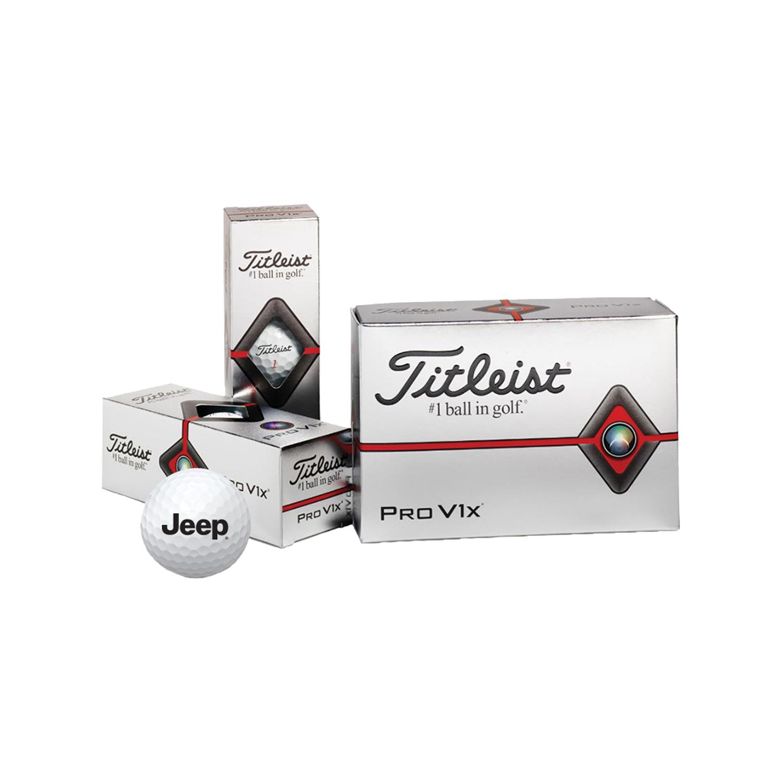 Titleist Pro V1x Half Dozen Golf Balls