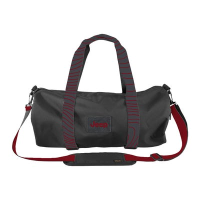 Topographic Duffel Bag