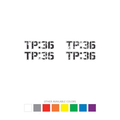 TP:36 4-Pack Graphics