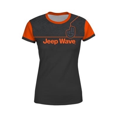 Jeep Wave® Women's Performance Crew