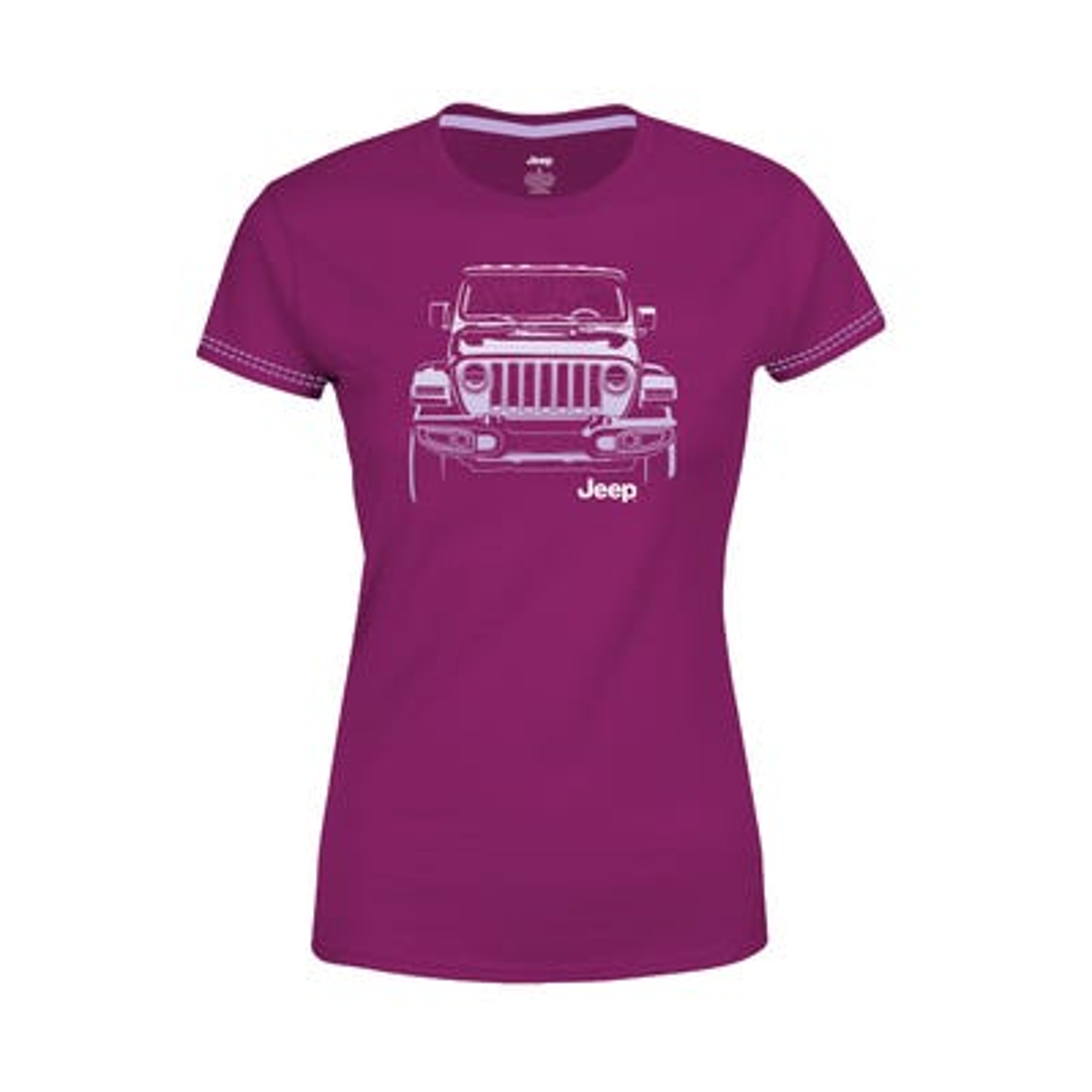 Women's Topographic Wrangler T-shirt