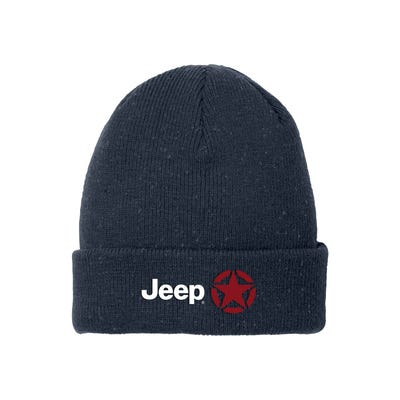 Word and Star Beanie