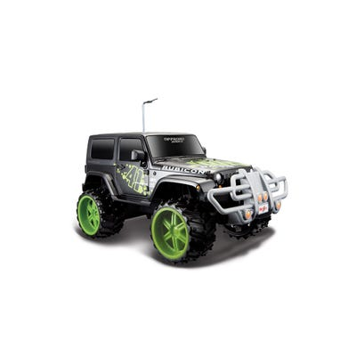 Wrangler Rubicon R/C Off-Road 1:16