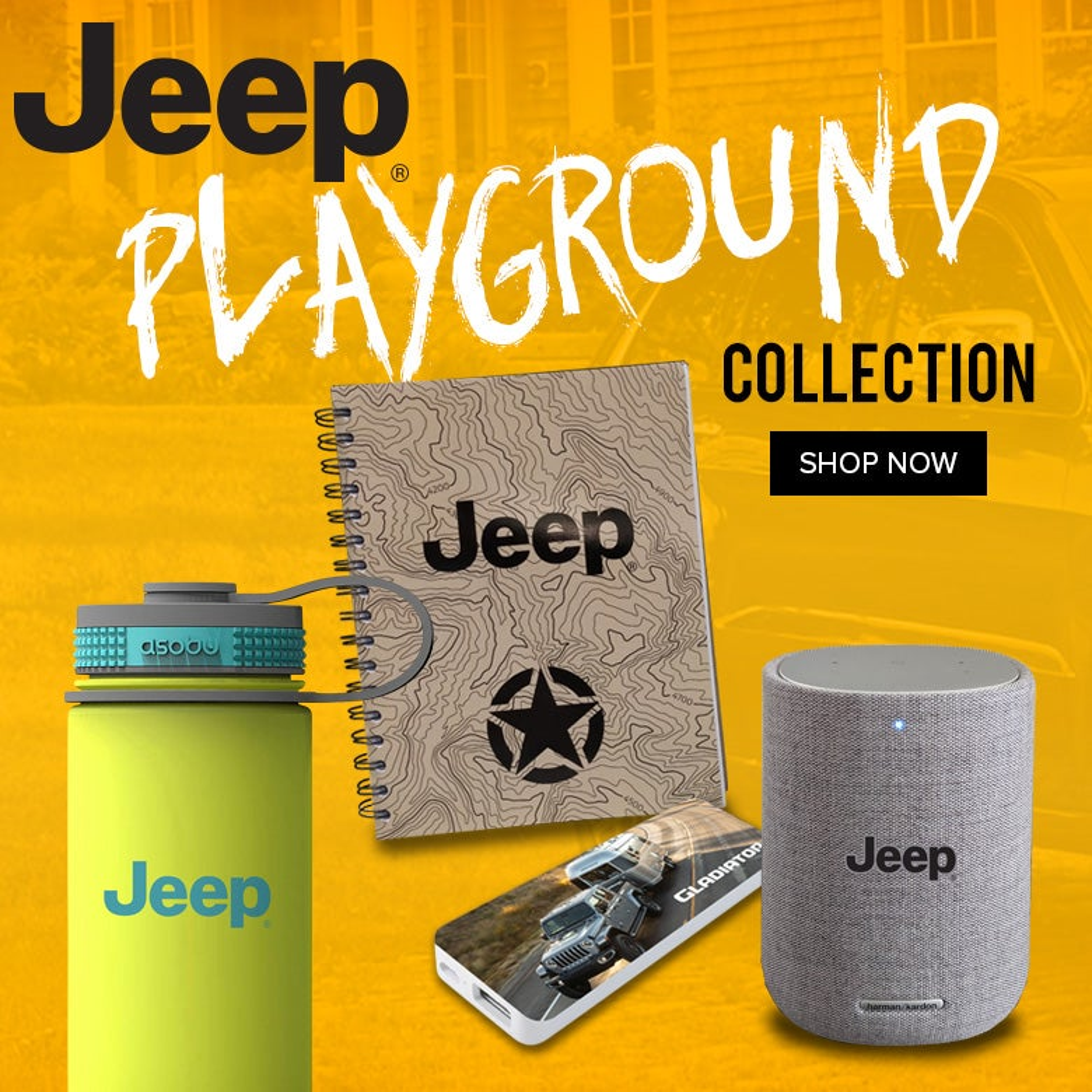 Jeep Playground