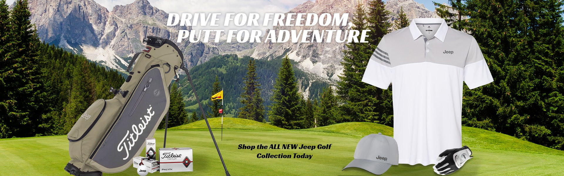 Jeep Golf Collection