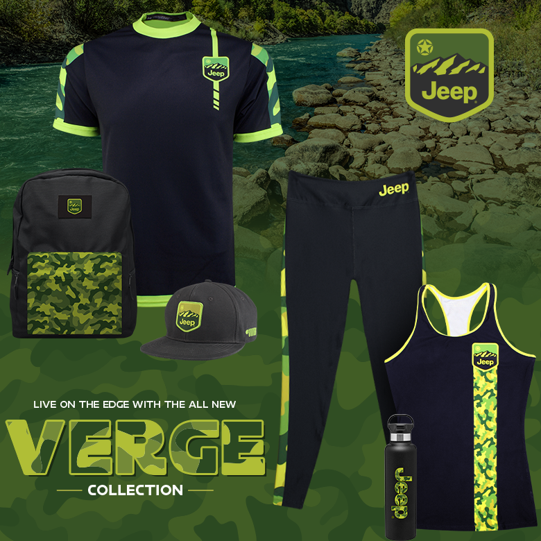 Jeep Verge Collection