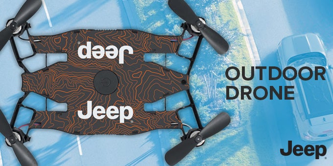 Jeep® Outdoor Drone